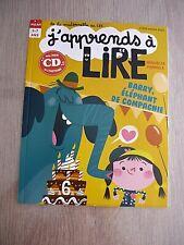 J'APPRENDS  A  LIRE   N° 245   OCTOBRE  2020  /   BARRY , ELEPHANT DE COMPAGNIE