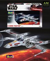 Star Wars - Revell Kit Modellismo 1/57 - X-WING Fighter - Nuovo/Originale