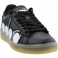 Diadora Game Bolder Sneakers Casual    - Black - Mens