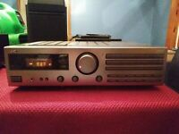 JVC RX-309TN Stereo Receiver AM/FM Digital Synthesizer Stereo Receiver