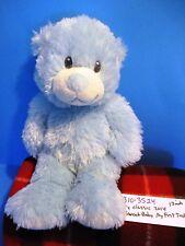 Ty Classic My First Teddy Sweet Baby Blue Teddy Bear 2014 plush(310-3524)