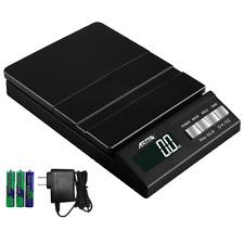 Acteck A-CE65 65lb x 0.1OZ Digital Shipping Postal Scale W/AC & Battery, Black