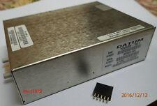RUBIDIUM DATUM LPRO-FLEXENT 10.00000000Mhz Oscillator longer Lamp life DC+24V