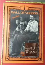 "Wall of Voodoo Poster,23x35"" ,Original ""Happy Planet"" Record company promo"