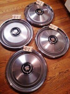 Cadillac Fleetwood Deville Calais -Custom Wheel Covers-  (15 Inch)  Set of FOUR