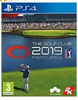 The Golf Club 2019 Sony PS4 PlayStation 4 PS5 Fast Dispatch Free Post