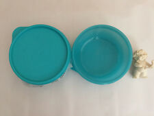 2x Tupperware  B32 Mini Panorama je 300ML Türkis Grün