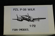 Fun-Modell  PLZ P-39 Wilk    Resin-Bausatz  in 1/72