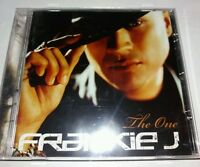 FRANKIE J  ---- THE ONE   ----- RARE INDIE R&B CD ALBUM