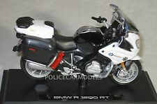 Maisto 1/18 CHP California Highway Patrol BMW R 1200 Police Motorcycle FREE SHIP