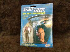 "1988 Star Trek ""Picard"" ~ The Next Generation Mib"