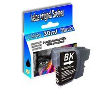1x  Druckerpatrone kompatibel black für Brother LC980 DCP 195C