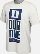 Duke Blue Devils Mens Nike Bench Legend DRI-FIT T-Shirt - XXL/XL/Large - NWT