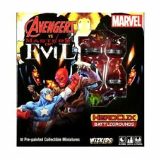 Marvel HeroClix Battlegrounds - Avengers vs Masters of Evil