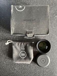 moment lens 58mm V2