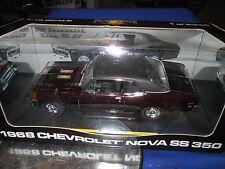 Rare 1/18 Gmp 1968 Chevrolet Nova Ss