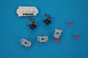 Trix Minitrix 40040900 set of 2 Pantographs - Stromabnehmers with spares N spur
