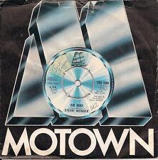 "Stevie Wonder Sir Duke / Tuesday Heartbreak  UK 45 7"" sgl Tamla Motown TMG 1068"