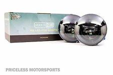 "MORIMOTO XB LED Fog Lights FORD 4"" 2400 Lumens Escape Mustang F150 GT500"