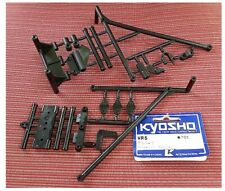 Restoring a Kyosho WindRush Wind Rush R/C Boat ? Wr-5 Upper Plastic Body Parts