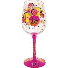Chin Chin 18 Wine Glass
