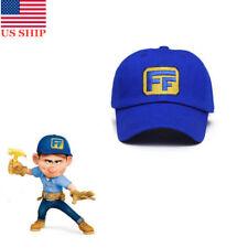 US! Wreck-It Ralph 2Breaks the Internet  Fix-It Felix Cosplay Embroidery HatGift
