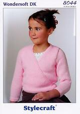 Stylecraft Life DK Accessories Christmas Knitting Pattern 9035