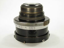 Lens Schneider-Gottingen Xenon 1:2 f/12,5 cm S/N 21140 As is!