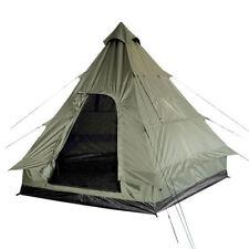Tende da campeggio ed escursionismo verde 4 persone
