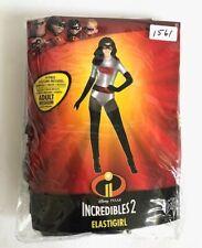 Disney Pixar The Incredibles 2 elastigirl Women's Costume Adult (M)