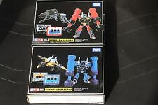 TRANSFORMER MP-15 & MP-16 Destron Cassettron Rumble Jaguar Frenzy Buzzsaw