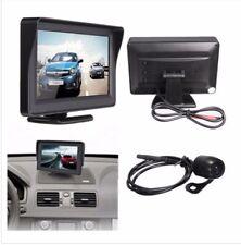 "4.3"" TFT LCD Monitor Car Rear View Reverse Back Up Camera Wireless Night Vision"