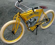 Flying Merkel Board track racer replica DIY kit antique vintage motorized cafe