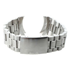 Bracciale in cinghia di ricambio Cinturino in acciaio inox 24mm F9K9 H7J0