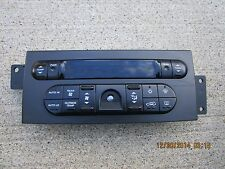 07 - 08 CHRYSLER PACIFICA TOURING 3.5L V6 A/C HEATER CLIMATE CONTROL 5005469AB