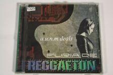 Furia De Reggaeton - Various Artist - Nova Music CD
