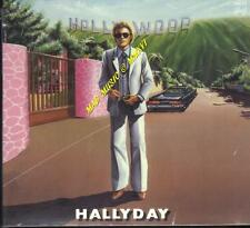 HOLLYWOOD - HALLYDAY JOHNNY - CD DIGIPACK