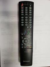 Sharp Aquos GA535WJSA Remote For LC32D41U, LC37D40U, LC45D40U LC45D70U, LC60C52U