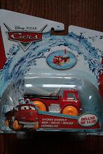 Veicolo Red Deluxe Hydro Wheels Disney Cars Mattel Bgf18