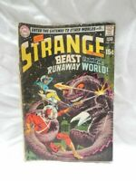 ADAM STRANGE BEAST FROM THE RUNAWAY WORLD 1969  no.220