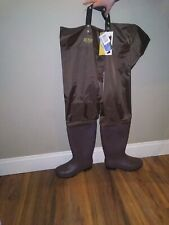 New listing Red Head Brand Mens Hip Waders Size 10 *New* Brown