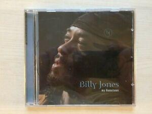 Billy Jones - My Hometown - CD NEW & SEALED