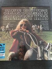 JANIS JOPLINS GREATEST HITS  -  VINYL LP  NEW SEALED