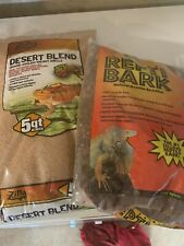 New listing reptile supplies lot
