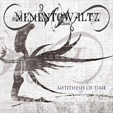 MEMENTO WALTZ - Antithesis of Time (NEW*LIM.BLACK VINYL*WATCHTOWER*P.WALTZ)