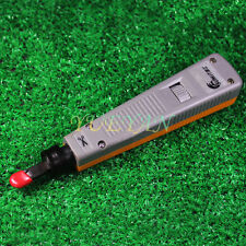 Sunkit SK-8110 Network RJ45 RJ11 Wire Cut Off Impact Punch Down Tool On 110 Type