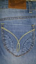 Buffalo David bitton women denim shorts blue jeans size 28 in NWT