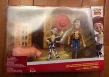 Toy Story Andy's Imagination Gift 3 Figure Set New Mattel Disney Pixar 2015