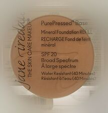 Jane Iredale PurePressed Base Mineral Foundation SPF20 Refill Riviera .35oz