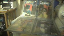 BATMAN 426 thru 429 CGC/batman/1st robin 357,366,368